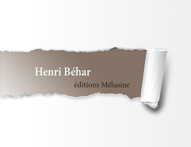 Les pages persos d'Henri BEHAR